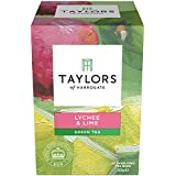Taylors Of Harrogate Lychee & Lime Green Tea, 20 Teabags