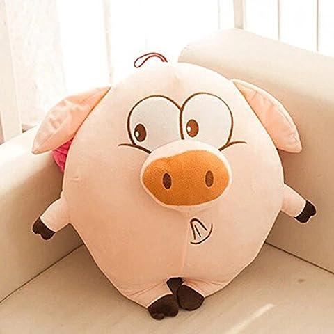 Acwenie peluche Pig giocattolo pre-asilo giocattoli farciti animali per i bambini più piccoli 12