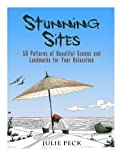 Stunning Sites: 50 Patterns of Beautiful Scenes and Landmarks for Your Relaxation (Stress-Relief & Creativity) by Julie Peck (2016-06-11)