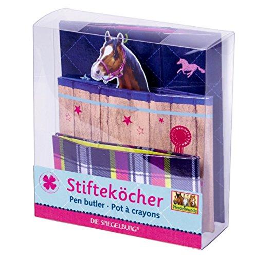 Stifteköcher Pferdefreunde - 2