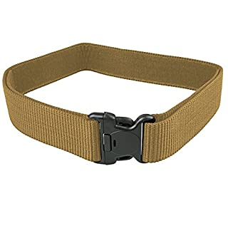 Belt military belt tan army to Cordura Tactical Airsoft Safety