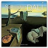 Salvatdor Dalí 2018 - 16-Monatskalender: Original Graphique de France-Kalender [Mehrsprachig] [Kalender] (Wall-Kalender) - Graphique de France
