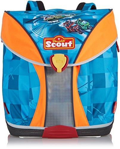 Scout Unisex - Kinder Schulranzen Nano Helikopter