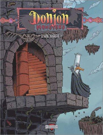 Donjon Monsters, tome 4 : Le Noir Seigneur