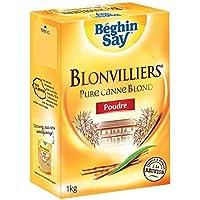 Beghin Say - Sugar Cane Powder Sugar Specialty - Sucre De Canne En Poudre Specialité Sucrière - 1Kg Box - Price Per Unit - Fast Delivery