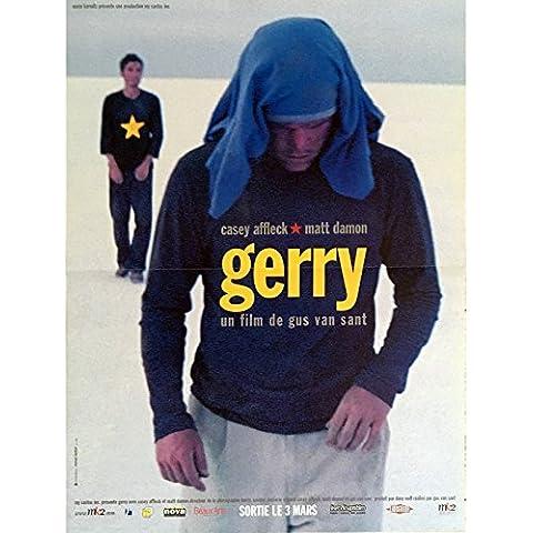 GERRY Movie Poster 15x 21in.–2002–Gus Van Sant, Matt Damon
