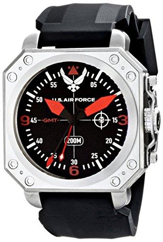 us-air-force-37wa036501a-reloj-para-hombres-correa-de-silicona-color-negro