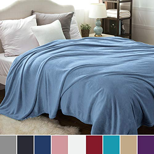 Bedsure Manta para sofá y Cama Grande 230x270cm