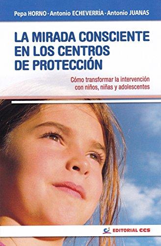 La mirada consciente en los centros de protección: Cómo transformar la intervención con niños, niñas y adolescentes (Intervención social)