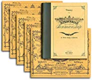 Theory Book Five Copybooks (Spencerian Penmanship)