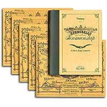 Theory Book Five Copybooks (Spencerian Penmanship)