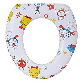 MSV MS577 – Tapa para WC para niños, PVC, multicolor