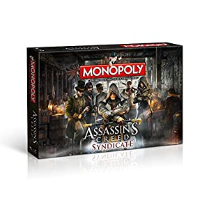 Assassin's Creed – Syndicate Monopoly (deutsch)
