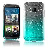 Für HTC One M9 Case Cover, Vandot 0.5 mm Ultra Thin TPU