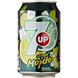7up Mojito Canettes 6 x 33 cl