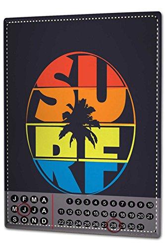 calendario-perpetuo-deportes-palm-surf-metal-imantado