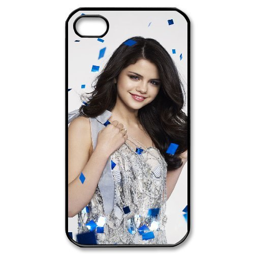 LP-LG Phone Case Of Selena Gomez For Iphone 4/4s [Pattern-6] Pattern-3