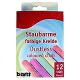 Bartl GmbH Kreide 5er Pack bunt Sortiert je ca. 8