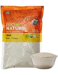 Pro Nature 100% Organic Ragi Flour, 500g