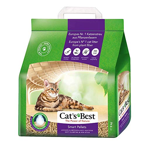 Cat's Best 28429 Nature Gold Katzenstreu 5 Kg -