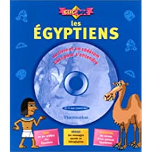 Les Egyptiens. Avec CD-Rom