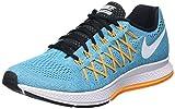 Nike Damen WMNS Air Zoom Pegasus 32 Gymnastikschuhe, Blau (GMM Bl/White/LSR VVD Orng), 38 EU