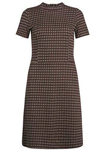 APART Fashion Kleid, Robe Femme Marron - Braun (tawnyport 0)