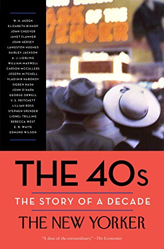 40s. Story Of A Decade (Modern Library Paperbacks)