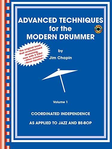 Product details advanced techniques for the modern drummer. Per le Scuole superiori: Vol. 1