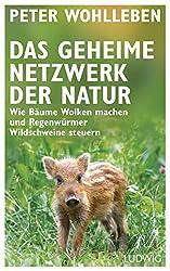 Das geheime Netzwerk der Natur: Wie Bäume Wolken machen und Regenwürmer Wildschweine steuern (German Edition)