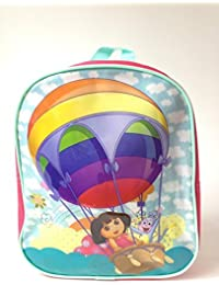 Preisvergleich für DRULINE Walt Disney Cars Dora Princess Minnie Mouse Kinder Rucksack Tasche Kindergarten (Dora)