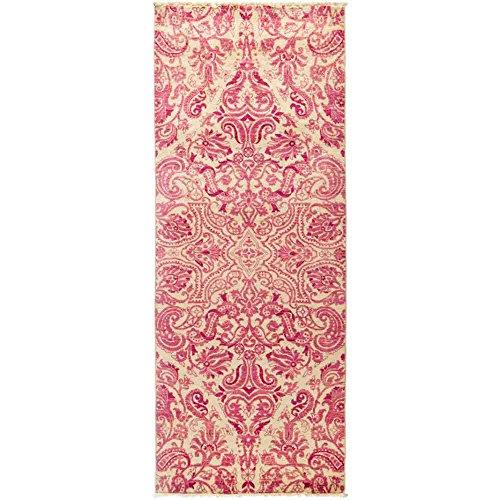 - Teppich-Läufer, Teppich, Wolle, Rosa, 3x 3x 3cm