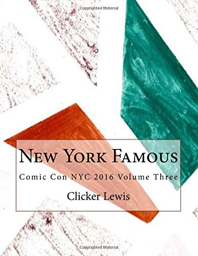 ic Con NYC 2016 Volume Three ()