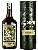 Hunter Laing Kill Devil Guatemala 9 Years Old Single Cask Rum mit Geschenkverpackung (1 x 0.7 l)