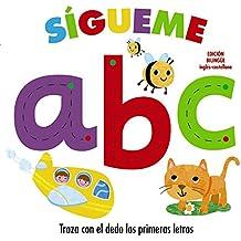 Sígueme abc (Castellano - A Partir De 0 Años - Proyecto De 0 A 3 Años - Libros Sensoriales)