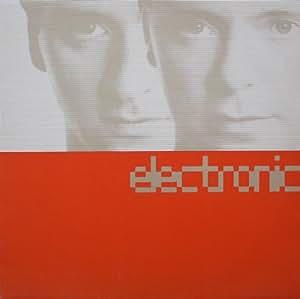 Electronic (VINYL LP PORTUGUESE EDITION)