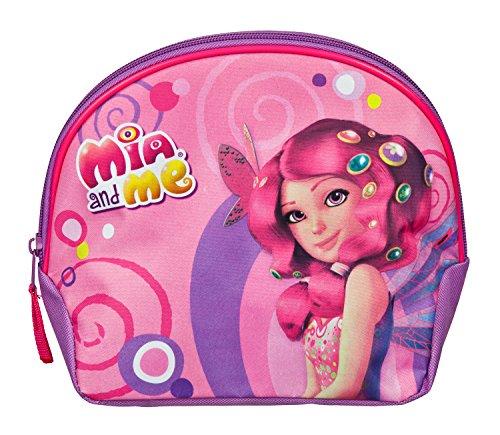 Undercover MMKO7853 - Kinderhandtasche Mia and Me, ca. 32 x 29 x 8 cm Kosmetiktasche