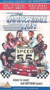 The Cannonball Run [VHS] [1981]