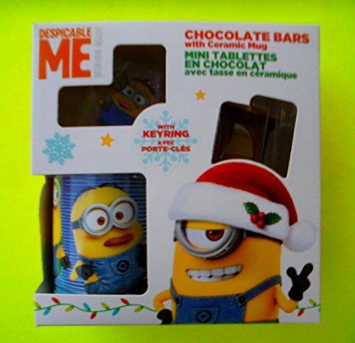 Despicable Me Minions Geschenk Box Set - Tasse, Schokolade, - Geschenk-set Schokolade-becher