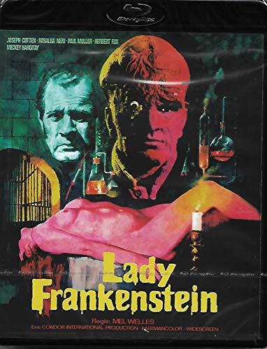 Lady Frankenstein [Blu-ray] Lady Frankenstein