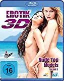 Erotik 3D - Nude Topmodels Vol.2 (3D-Version und 2D-Version) (3D Blu-ray)