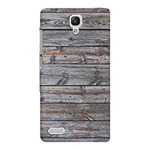 DailyObjects Wooden Planks Mobile Case for Xiaomi Redmi Note 4G