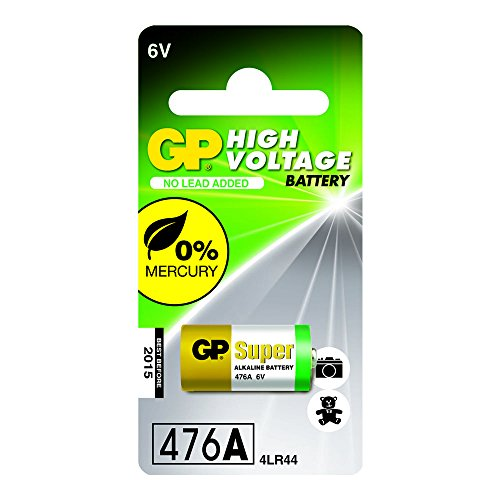 GP Batteries 476A Pile 476 A P X 28 A/4LR44/6 V