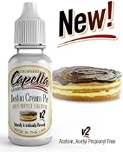 Capella Aroma 13ml DIY Boston Cream Pie V2