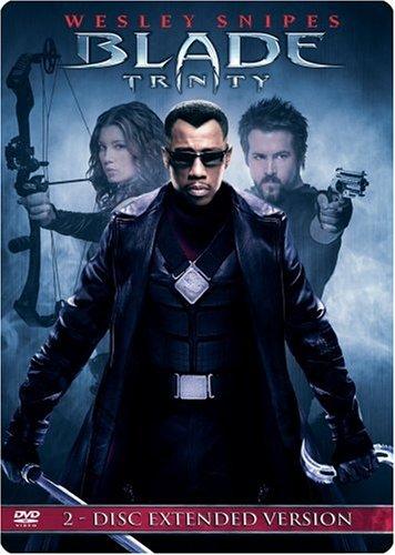 Blade Trinity (Steelbook) [2 DVDs] (Wesley Snipes Vampir)