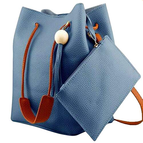 Mitlfuny handbemalte Ledertasche, Schultertasche, Geschenk, Handgefertigte Tasche,Frauen Quaste Geldbörse Schulter Handtasche Tote Messenger Satchel Cross Body Bags -