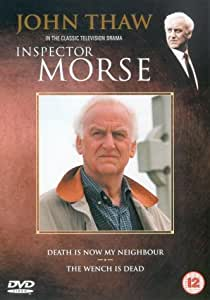 Inspector Morse: Death Is Now My Neighbour/The Wench Is Dead [DVD] [1987]