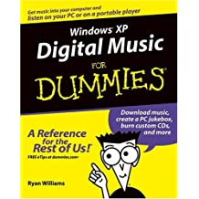 Windows XP Digital Music For Dummies
