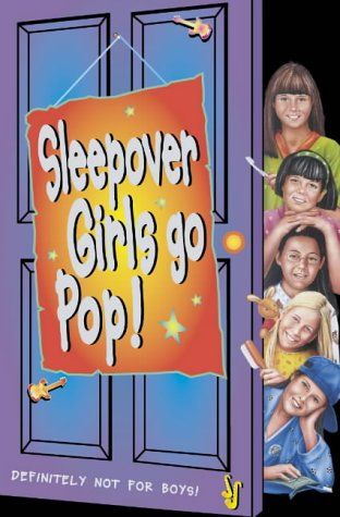 Sleepover girls go pop