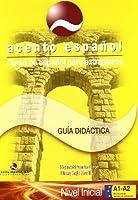 Le Guide Pédagogique pour l'Enseignant appartient à l'Acento Español méthode niveau de base (A1+A2): matériel de l'espagnol pour jeunes et adultes basé sur une approche communicative. Ce cours vise à rendre l'étudiant capable de communiquer de manièr...